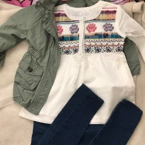 Other - Jacket/jeans/blouse